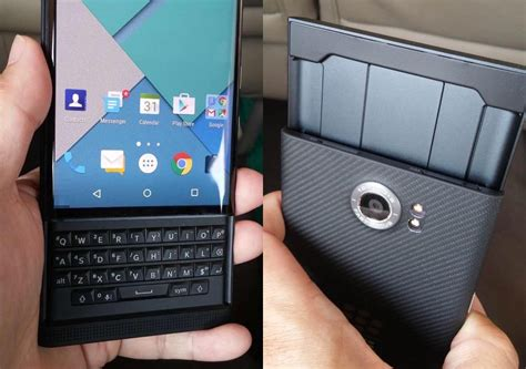 android slider new photos of blackberry s upcoming venice slider phone leak talkandroid