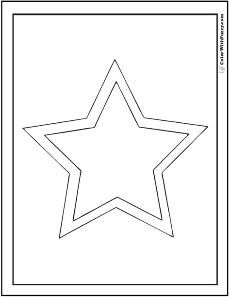 common worksheets 187 star shape coloring page preschool