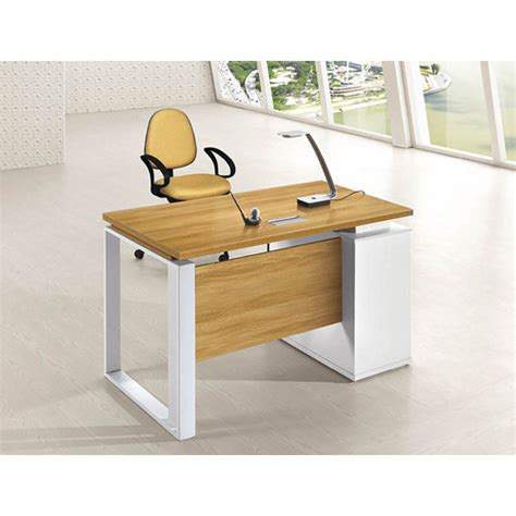 Clarke Modern Executive Modern Desk Temple Webster Modern Desks Australia