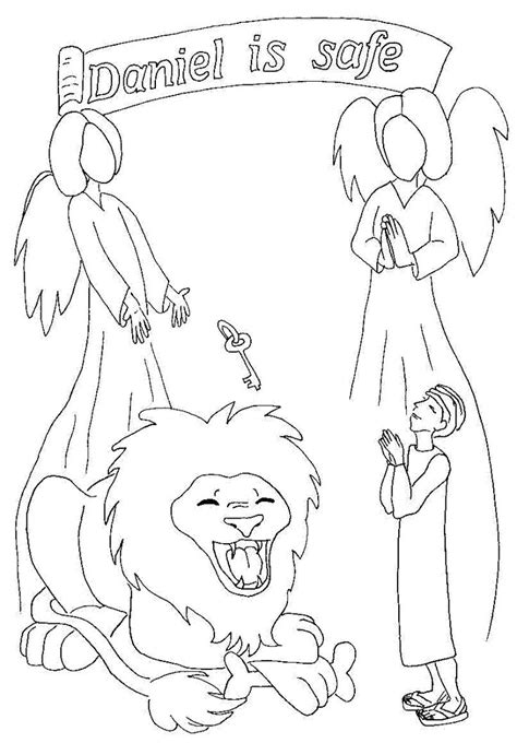 Daniel 6 Coloring Pages by 45 Best Images About Daniel And The Lions Den For On