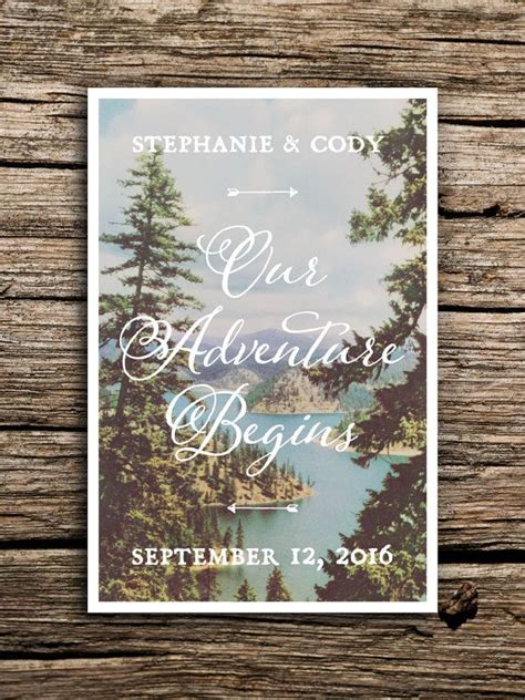 Idaho Wedding Invitations Printed by Best 25 Framed Wedding Invitations Ideas On
