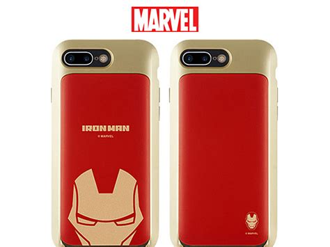 marvel iron man   case  iphone