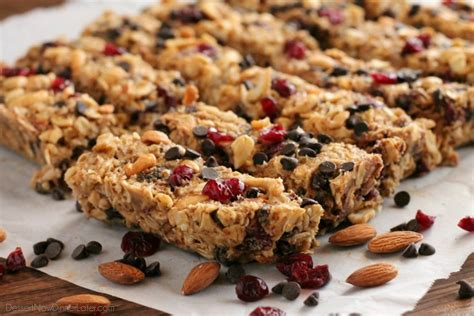 10 best diy healthy granola bars