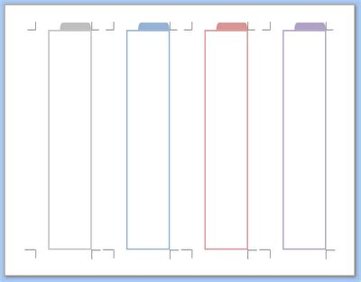 my publisher templates my all in one place handy task tabs for your filofax