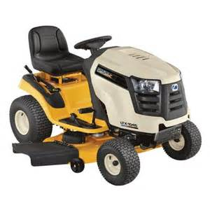 home depot cub cadet cub cadet cub cadet 20hp 46 inch deck lawn tractor home