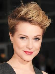 trendy hairstyle looks like a herringbone but with rubberbands short hairstyle trends 2014