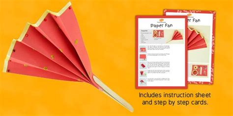 Make Your Own Paper Fan - 63 best theme images on