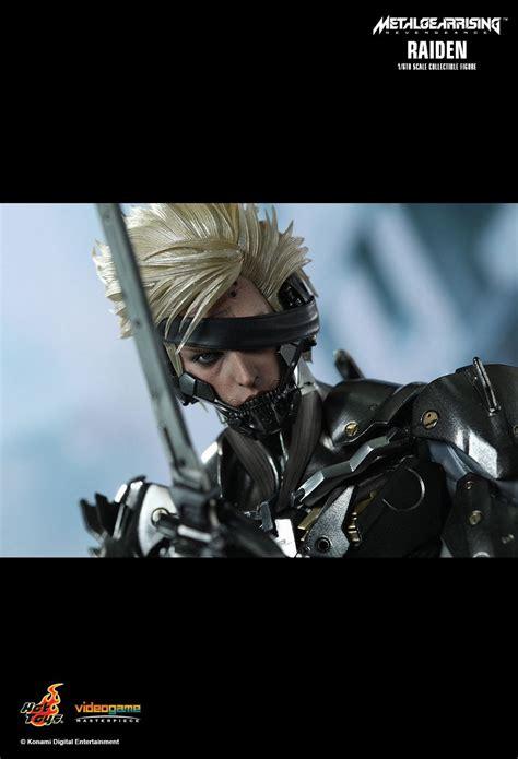 Toys Ht Metal Gear Rising Raiden Special Edition jualhottoys toys raiden metal gear rising vgm17