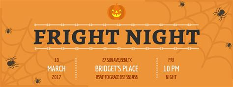 facebook event themes 20 spookiest adult halloween party ideas canva