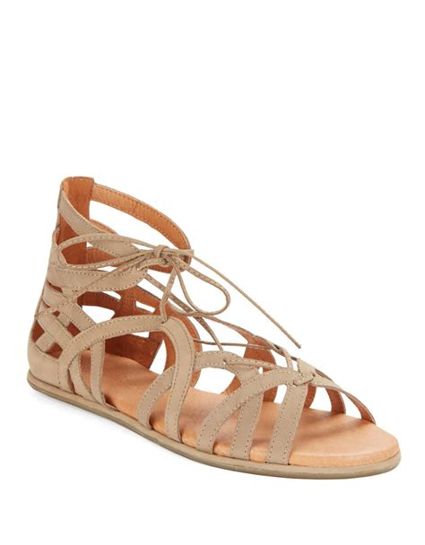 gentle souls my sandal gentle souls my leather gladiator sandals in