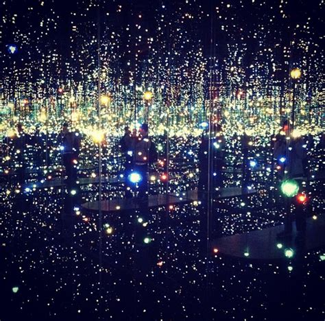 the infinity room nyc 187 new york yayoi kusama i who arrived in heaven at david zwirner through december 21st