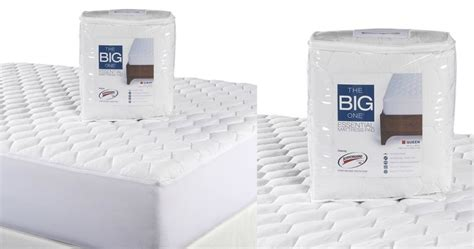 Mattress Pads Kohls by Kohl S The Big One Essential Mattress Pad As Low As 6 99