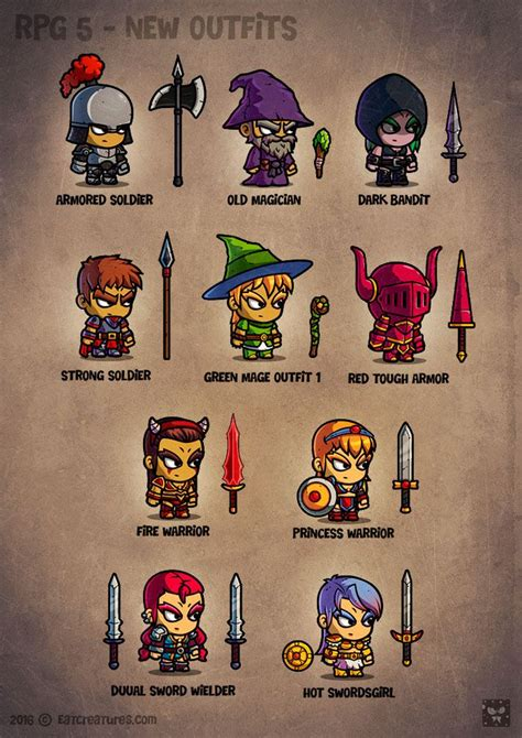 game design rpg 7 best 2d game character images on pinterest character