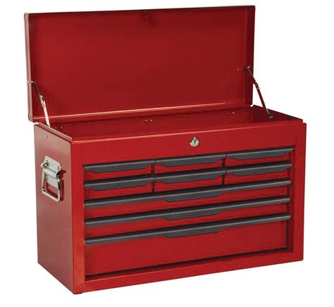 9 drawer tool chest with ball bearing slides hilka 9 drawer tool chest with ball bearing slides