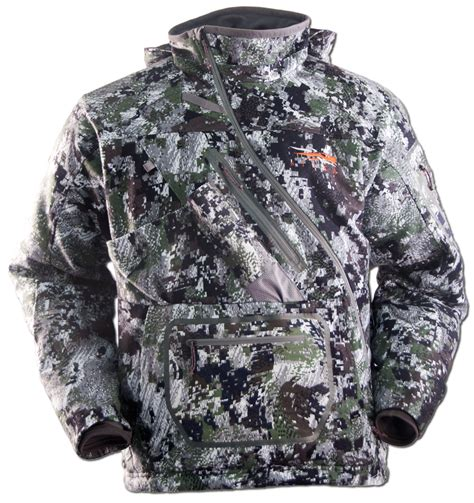 layout jacket sitka sitka gear goes fanatical on whitetail
