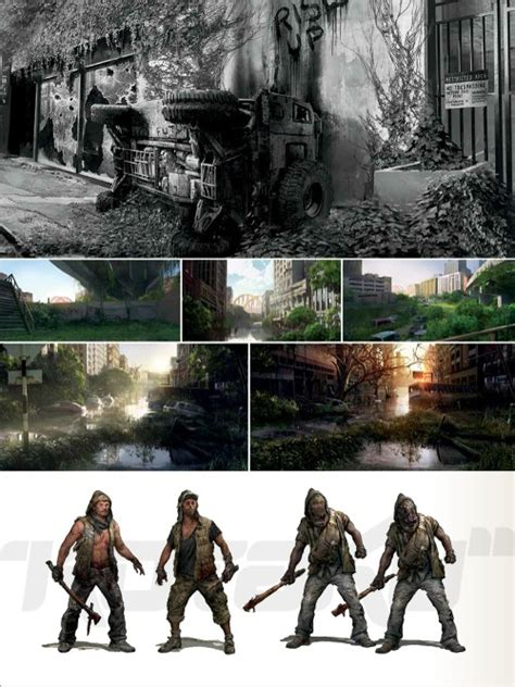 the art of the 161655164x the last of us art book fizmarble