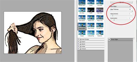 cara membuat foto menjadi kartun keren membuat foto menjadi kartun keren dengan photosop