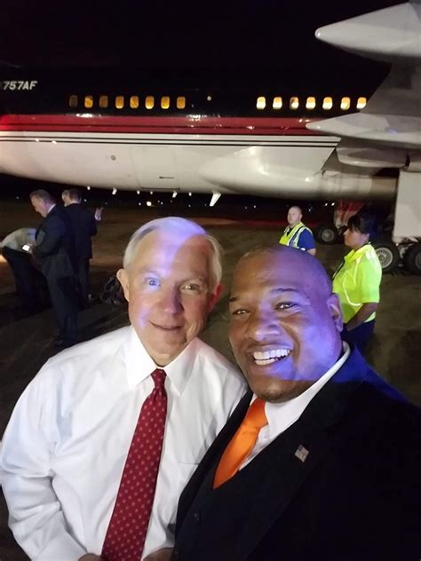jeff sessions brother pastor mark burns on twitter quot congratulations to my
