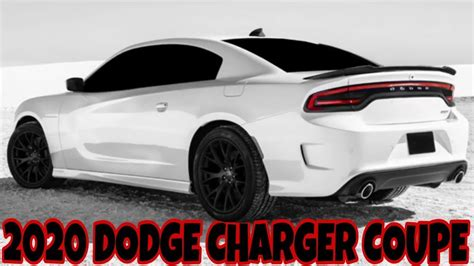 Dodge Challenger New Model 2020 by 2020 Dodge Charger 2 Door Would Kill Dodge Challenger