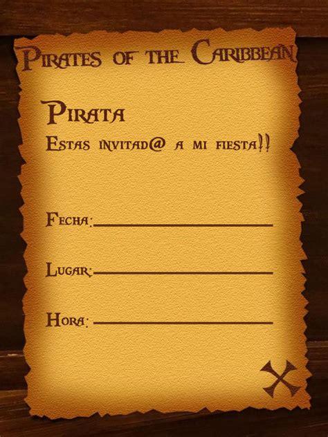 Ideas Fiestas De Cumpleanos Adultos #9: Piratasdelcaribe_invitacion_cumplea%C3%B1os_ni%C3%B1os.jpg