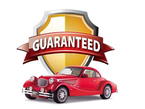 guaranteed car loan approval bad bad credit auto loans how a guaranteed approval helps