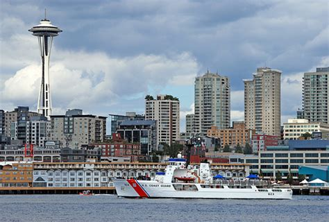 seattle seafair boat tours coast guard participates in seattle seafair fleet arrival