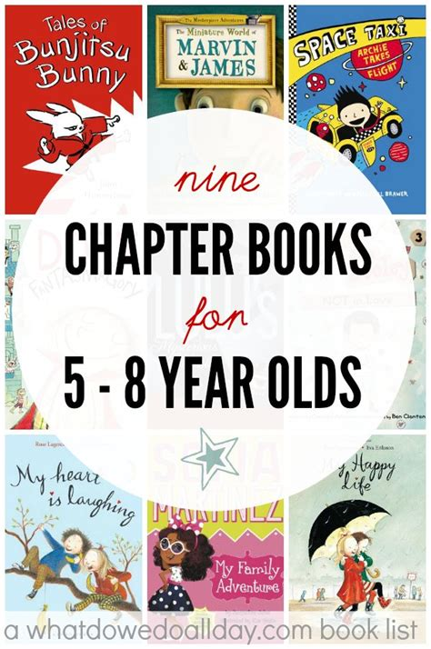 best picture books for 5 year olds early chapter books for 5 to 8 year olds