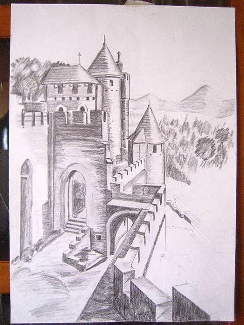imagenes para dibujar a lapiz carboncillo aprende a dibujar paisajes a lapiz imagui