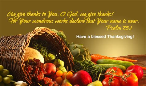 Religious Thanksgiving Pictures