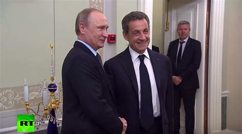 short vladimir putin pictures putin s short comment to sarkozy says it all quot you can now