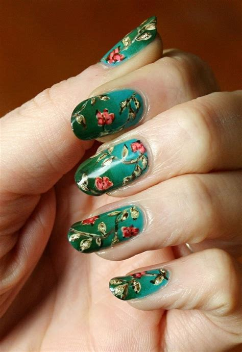 Freehand Nail Designs by Freehand Nail Designs Page 5 Of 5 Nail Designs For You