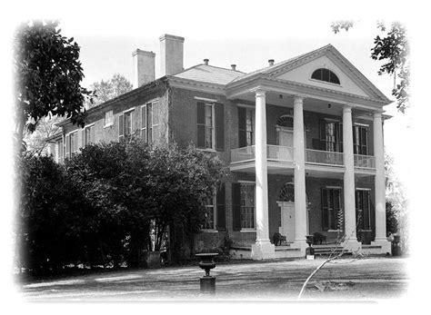 antebellum home plans the arlington a natchez antebellum plantation home architectural house plans ebay