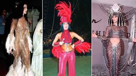 Cher Wardrobe by Cher At 70 11 Fashion Flashbacks That Remind Us Why She S