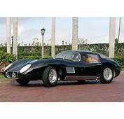 1958 Maserati 450S Le Mans Coupe Fantuzzi  Specifications