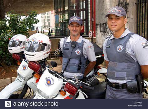 brazil military police uniform brazilian military police on motorcycles in sao paulo