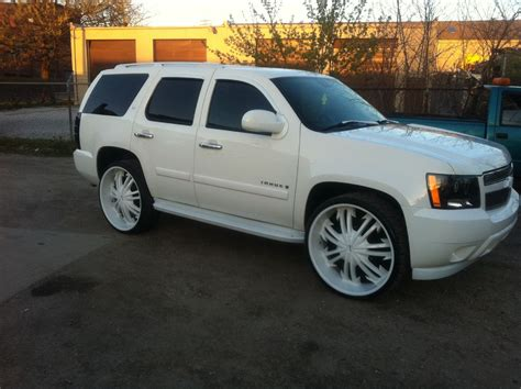tahoe 28 quot rims im definitely a who suv s