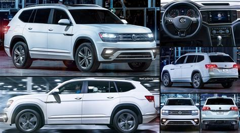 volkswagen atlas r line volkswagen atlas r line 2018 pictures information specs