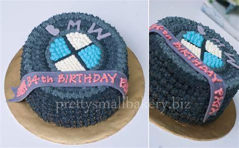 Paling Murah Mouse Stacks Cheese kek birthday logo bmw khas utk papa prettysmallbakery