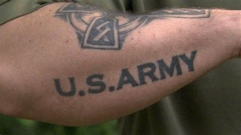 tattoo lettering manchester us army usa flag skull tattoo on forearm by greenpurp1018