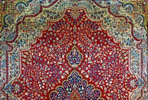 Decorative Tapestry Oriental Indian Carpet Texture Stock Photo Colourbox