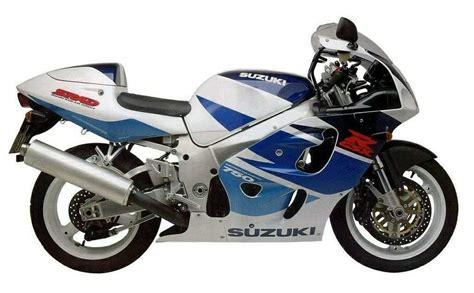 98 Suzuki Gsxr 750 by Suzuki Gsx R 750