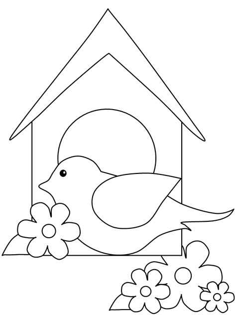 coloring pages about birds coloring pages of birds coloring home