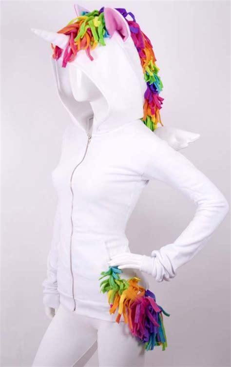 diy unicorn costume hoodie search
