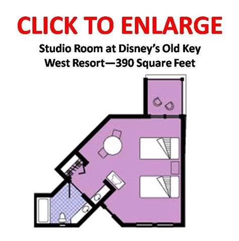 old key west resort floor plan 1600 deal from walt diseny world