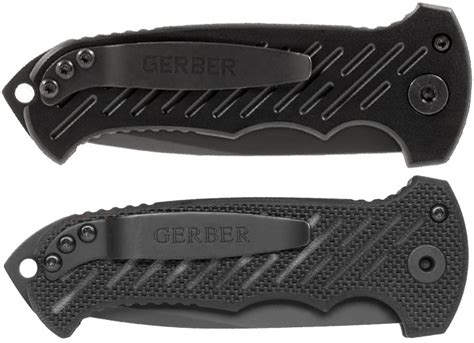 gerber 06 automatic knife gerber 06 automatic knife s30v drop point bond lifestyle
