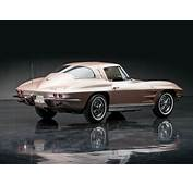 Chevrolet Corvette C2 – A Stylish And High Performing Car