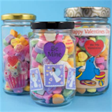 Candy Jar Giveaway - how to make a valentine candy jar valentine s day crafts aunt annie s crafts