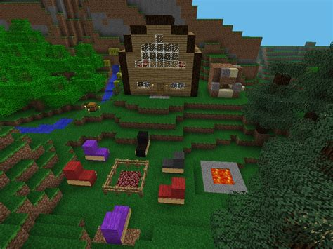 cool houses to build in minecraft pe house from code made in minecraft pe by yukitenshiuchiha on deviantart