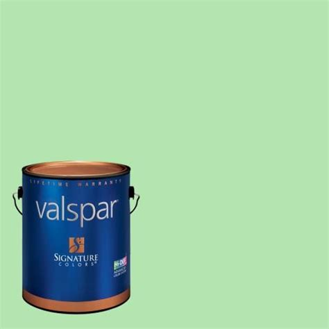 valspar retro green potty