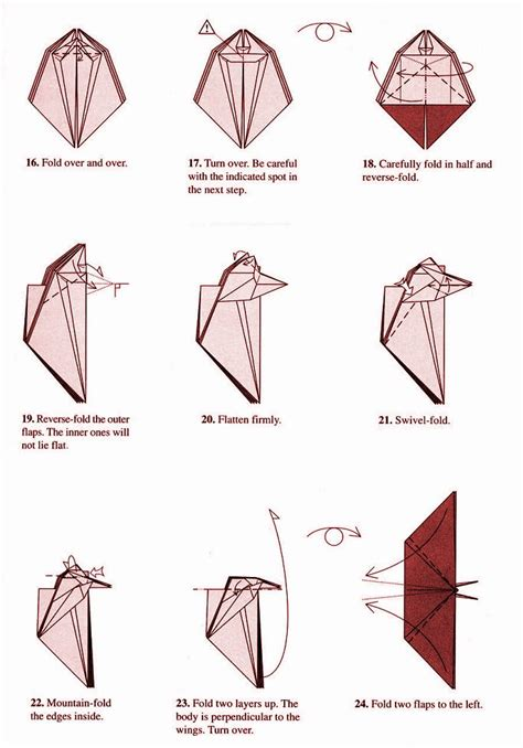 origami butterfly robert lang